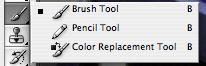 Paintbrush dialog