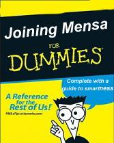 Mensa for Dummies