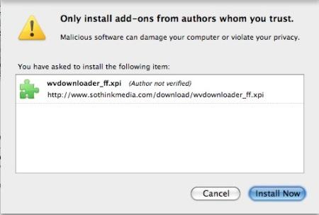 Add-on Install