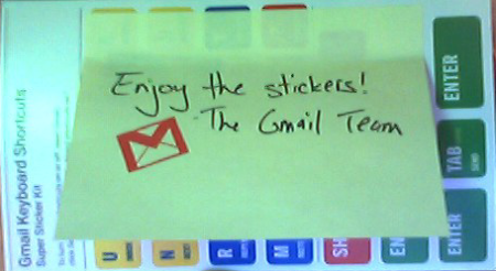 My Gmail Stickers